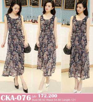 Jual Dress Pesta Long Dress Cka 076 Blinkblinklover
